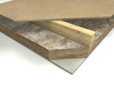 Glass Mineral Wool - Interal Walls / Partitions - Acoustic Batt