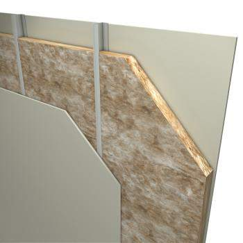 Glass Mineral Wool - Internal Walls and Floors - Acoustic Roll